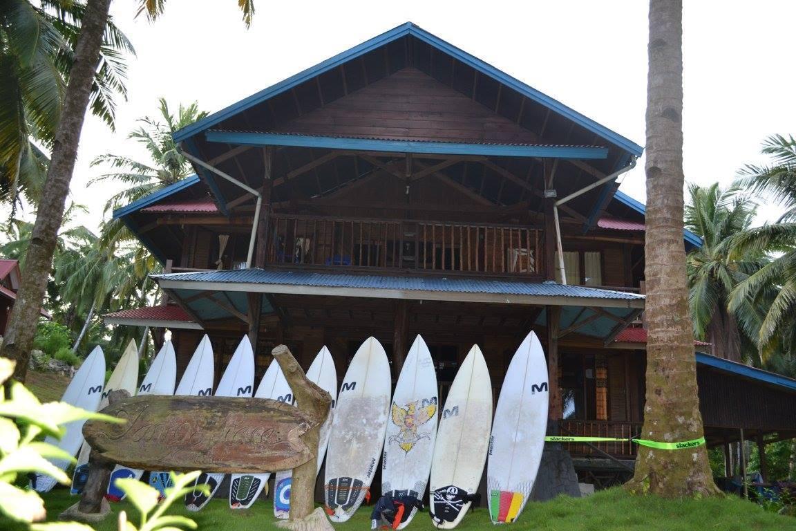 Mojosurf Camp Mentawais