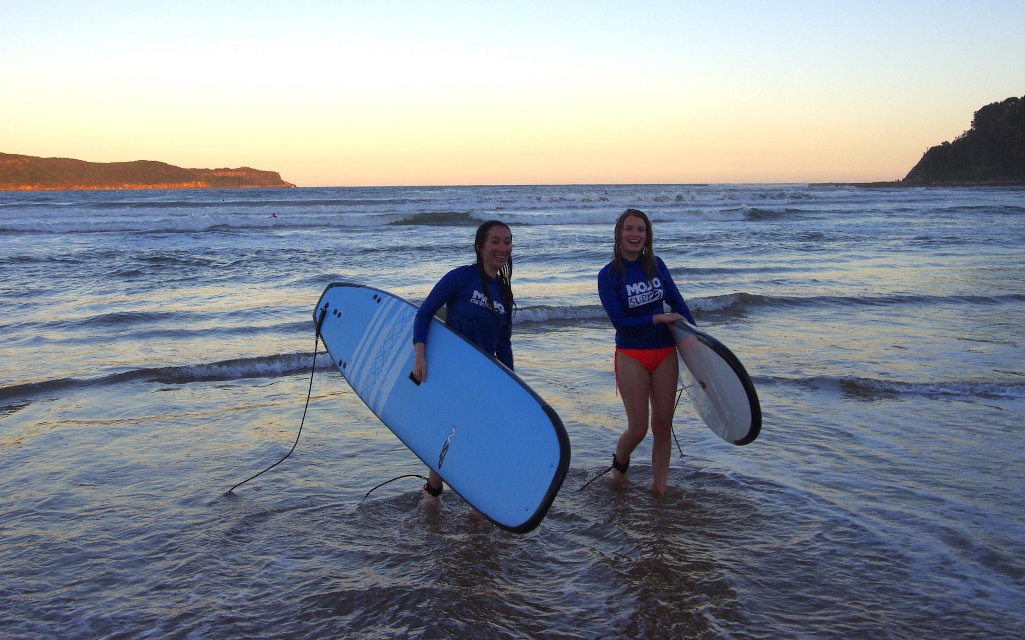 Sydney Surf Camp