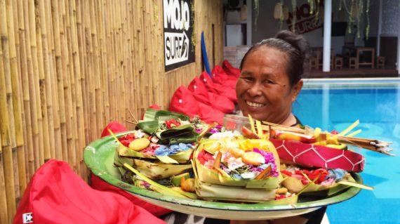 Mojosurf Camp Canggu Offerings