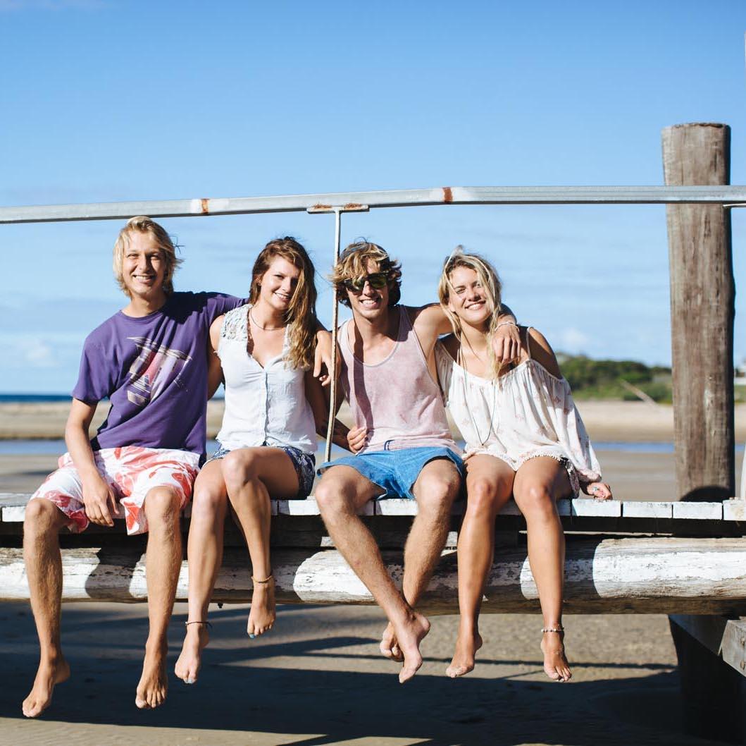 Australia Surf Adventures