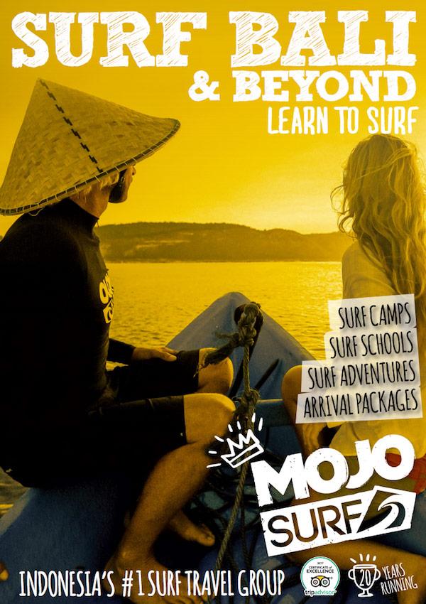 Mojosurf Bali & Beyond Brochure