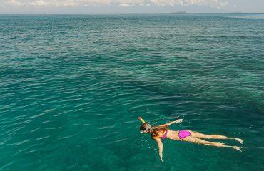 Snorkelling in Sumbawa