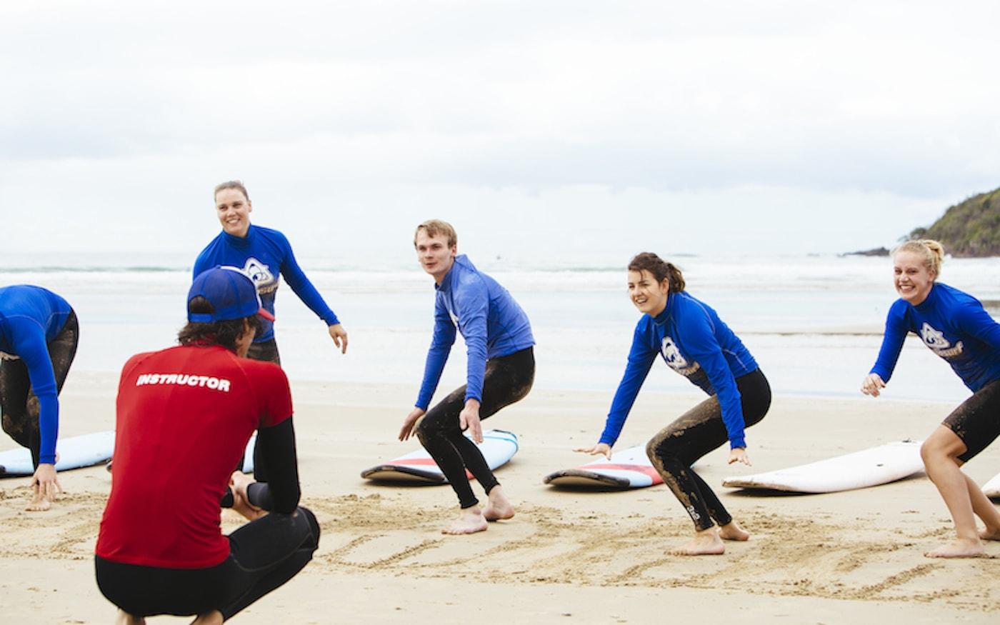 Mojosurf Spot X Surf School