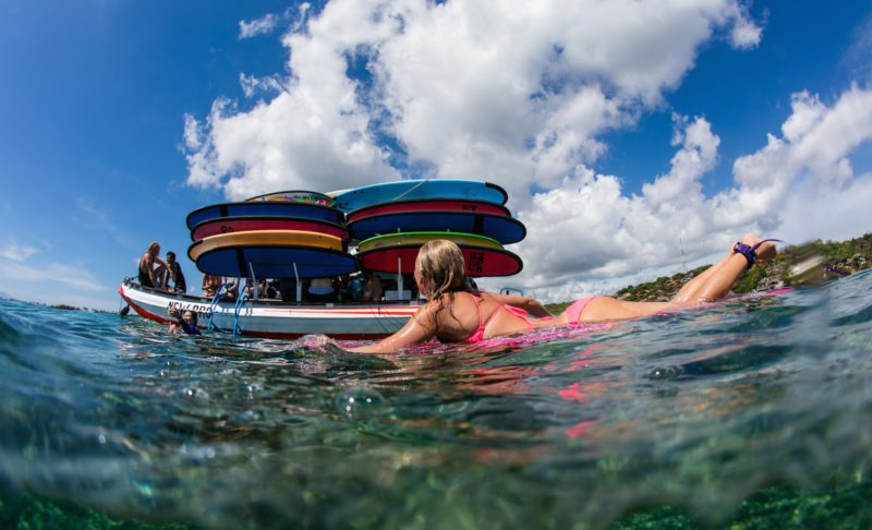 Bali Island Hopper Surf Adventures