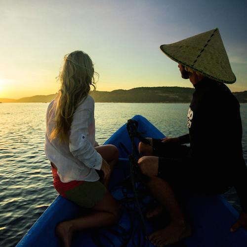 Mojosurf Island Hopper in Lombok