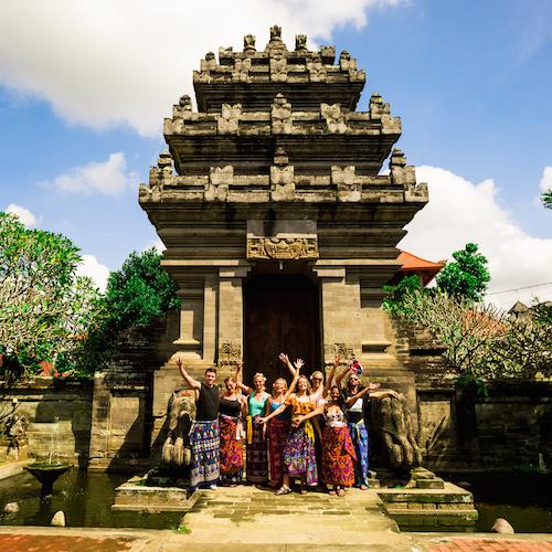 Ubud Temple, Bali Arrival Package