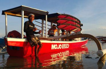 Mojosurf Adventures - Lombok Outrigger