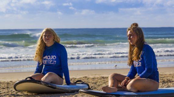 Byron Bay Surf Lessons