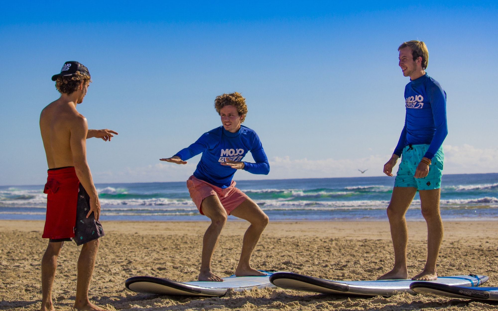 Byron Bay Surf Lessons