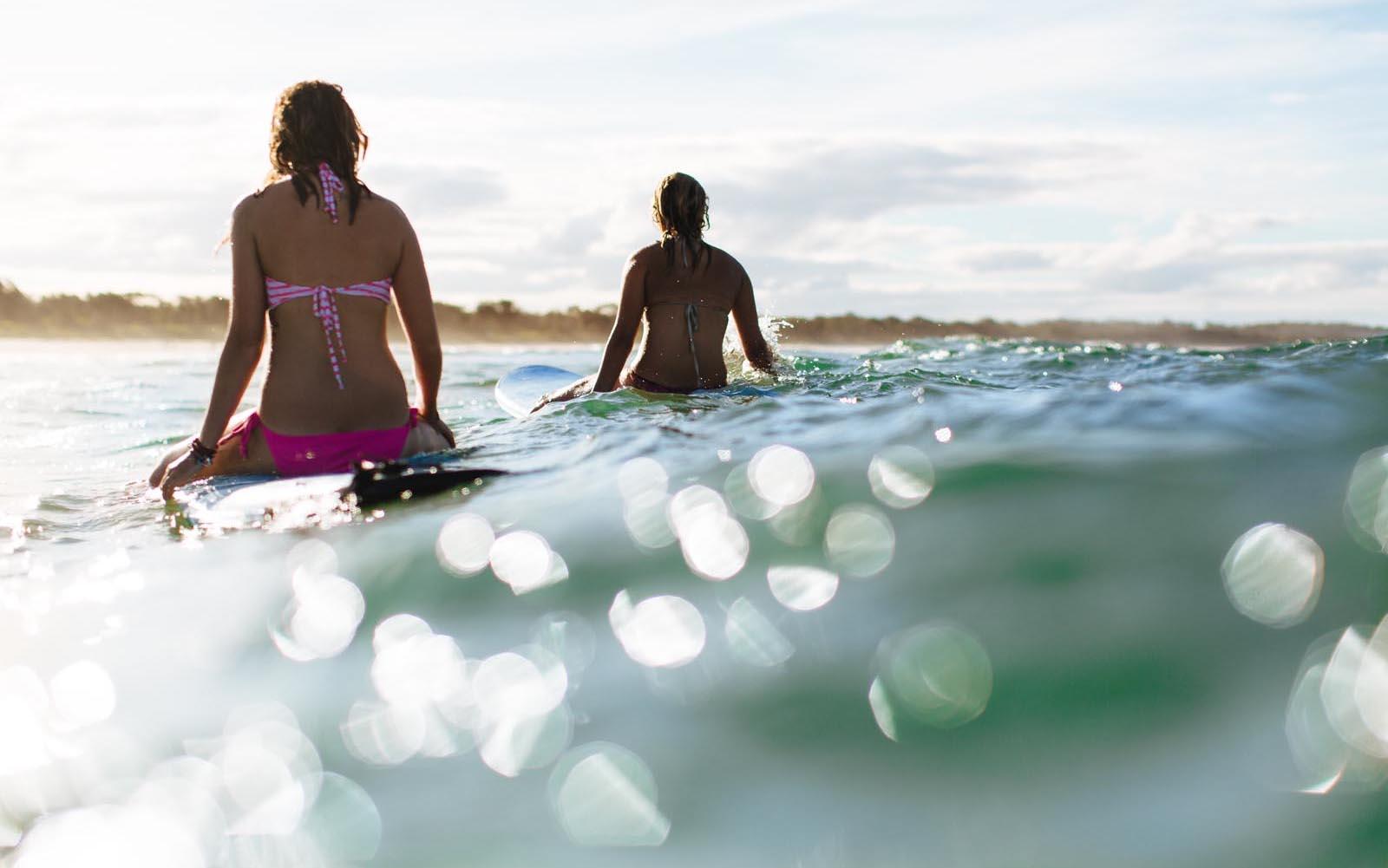 Spot X Surf Camp, Arrawarra