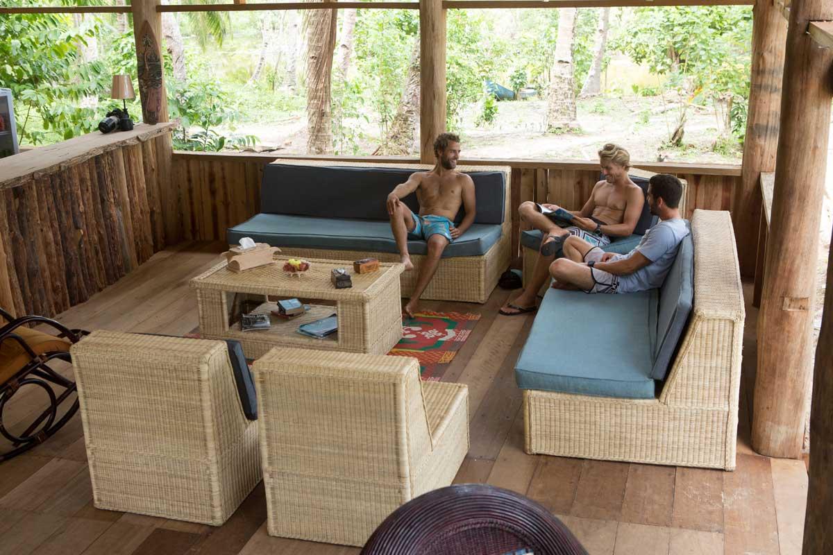 Mentawai surf accommodation