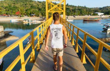 Yellow Bridge Nusa Penida
