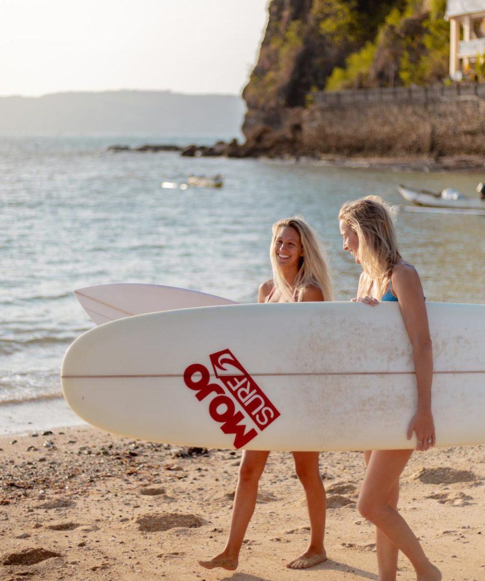 Surf Development Course Lombok