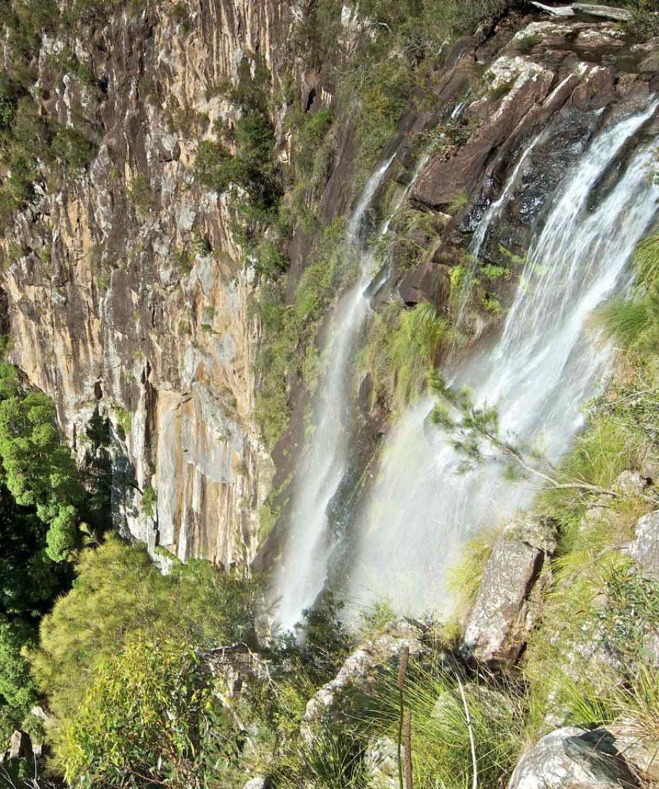 4.5 Waterfalls and waterholes 4X4 Troopy Tour Byron Bay Mojosurf