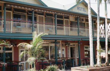 The Eltham Hotel