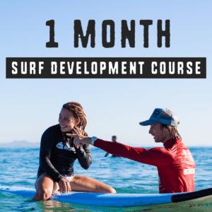 1 Month Surf Development Course